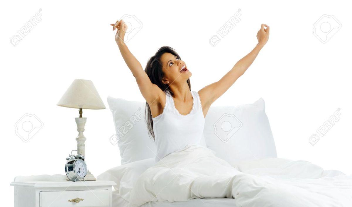 5 minutes d'étirements très simples pour bien se réveiller…