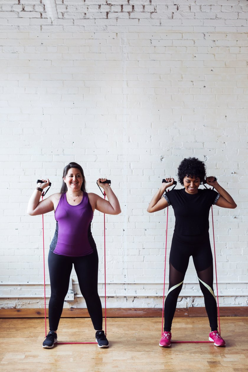 woman-strong-band-exercise
