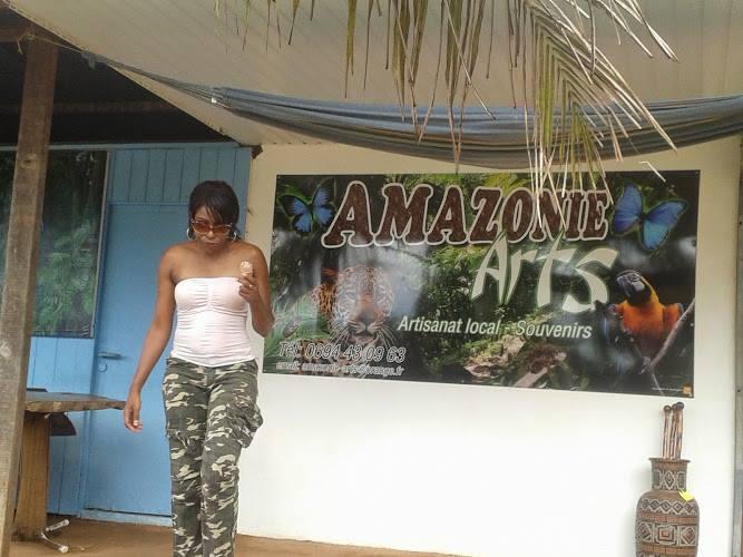 AMAZONIE ARTISANAT LOCAL SOUVENIRS