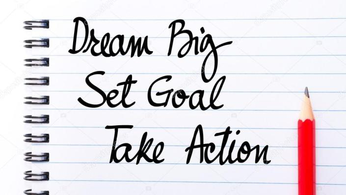 Dream-big-set-goal-take-action