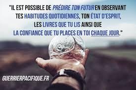 IL EST POSSIBLE DE PREDIRE TON FUTUR
