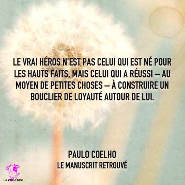 LE VRAI HEROS...