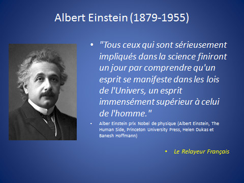 *God letter*| La lettre d'Albert Einstein…