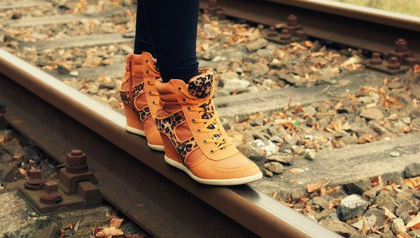 Chaussures-boots