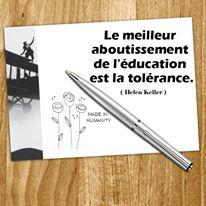 LE MEILLEUR ABOUTISSEMENT DE LA'EDUCATION