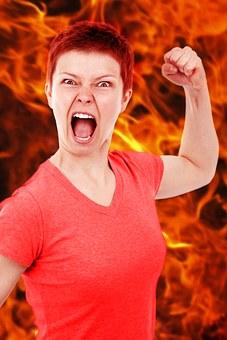 Quelle est la meilleure façon de réagir… lorsque quelqu'un qui se laisse dominer par la colère crie après vous?