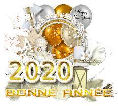 BONNE ANNEE 2020 - 3